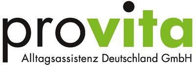 Logo ProVita Alltagsassistenz